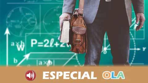 Los sindicatos ven insuficiente el número de plazas públicas ofertadas para el profesorado andaluz