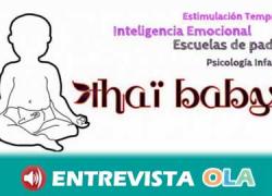 Thai Baby es un espacio donde se trabaja la estimulación temprana y la inteligencia emocional