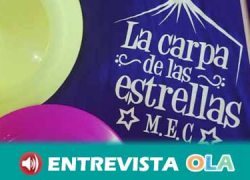 La localidad de Pizarra es referente en el mundo del circo con el proyecto La Carpa de las Estrellas