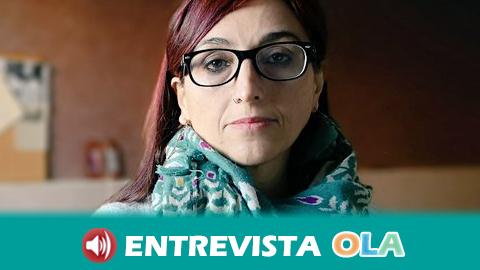 «El control migratorio no puede estar por encima de garantías fundamentales como el derecho a la vida» Helena Maleno, activista por los derechos humanos