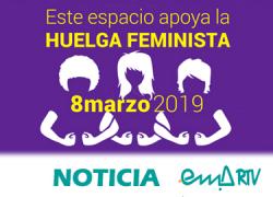 EMA-RTV apoya las reivindicaciones por el 8 de marzo, Día Internacional de las Mujeres