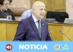 Los partidos políticos están llamados a alcanzar un gran pacto por la Educación en Andalucía que sea ejemplo y modelo para el resto de autonomías