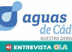 La labor del servicio público Aguas de Cádiz es galardonada por la defensa de la gestión pública de este suministro