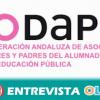 CODAPA organiza talleres dentro de la campaña de prevención de las drogodependencias