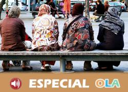 Andalucía Acoge visibiliza las situaciones a las que se enfrentan las mujeres que abandonan su tierra en busca de oportunidades