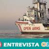 Open Arms denuncia la falta de barcos de rescate en el Mediterráneo para salvar a las personas migrantes