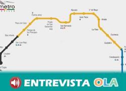La plantilla del Metro de Sevilla convoca huelga en Semana Santa para pedir mejoras en su convenio colectivo