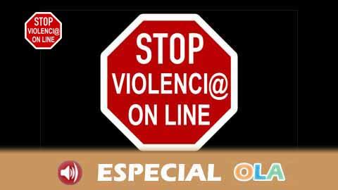 Stop Violencia On Line. Rechaza los discursos de odio ¡Que no te la cuelen!