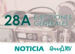 EMA-RTV y la Onda Local de Andalucía realizan cobertura especial de las Elecciones al Congreso y al Senado