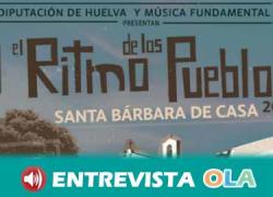 El Festival «El ritmo de los pueblos» se consagra como elemento integrador y enriquecedor de la cultura en el Andévalo onubense