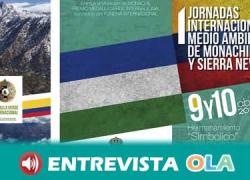 Sierra Nevada se hermana con su homónima colombiana en las I Jornadas Internacionales de Medioambiente de Monachil