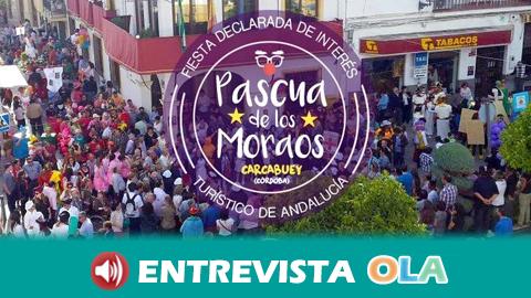 El municipio cordobés de Carcabuey celebra su particular Pascua de los Moraos, una fiesta cargada de sátira e historia