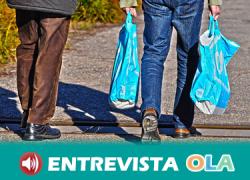 Zalamea la Real pone en marcha una campaña para erradicar el uso de bolsas de plástico