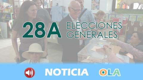 Los 61 diputados que aporta Andalucía al Congreso quedan mayoritariamente en manos del PSOE