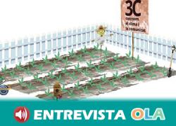 La Fundación Humana impulsa un huerto urbano en Sevilla destinado a personas en riesgo de exclusión social