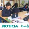 """EMA-RTV y el alumnado del CEIP Gloria Fuertes de Castilleja de la Cuesta (Sevilla) realizan el programa de radio """"Ponle Voz a los Cuidados"""" para promover una infancia más crítica y participativa"""