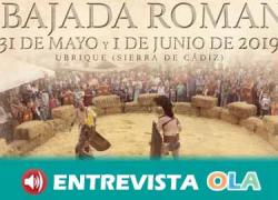 La Sierra Sur de Cádiz regresa a la época Julio César con la celebración de la Décima Bajada Romana de Ubrique