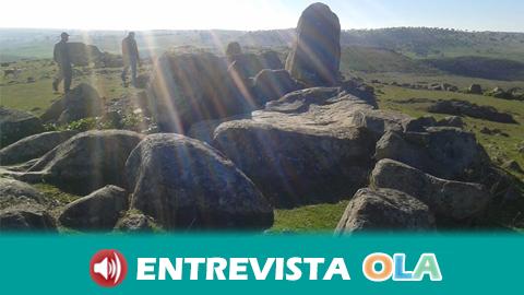 El conjunto megalítico hallado en la localidad cordobesa de Belalcázar es único en la península