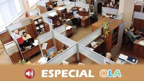 La cifra de personas desempleadas en Andalucía desciende un 3,6% en abril con respecto al mes anterior pero continúa la temporalidad