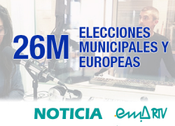 EMA-RTV y la Onda Local de Andalucía realizan cobertura especial de las Elecciones Municipales y Europeas