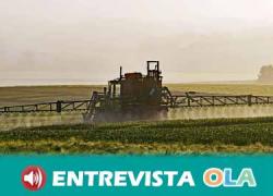 Ecologistas en Acción de Córdoba denuncia el uso del glifosato en las cunetas de las carreteras andaluzas para eliminar las hierbas