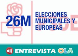El PSOE insiste en la coherencia a la hora de combatir las desigualdades regionales respecto a Andalucía