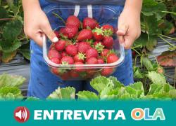 CCOO exige soluciones para las personas trabajadoras migrantes sin vivienda en los asentamientos de Huelva