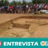 El Arco de Jano Augusto hallado en Mengíbar (Jaén) es inscrito como nuevo Bien de Interés Cultural de Andalucía
