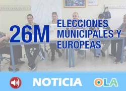Las elecciones municipales en Andalucía: 786 localidades llamadas a las urnas y 81 alcaldes que no optan a la reelección