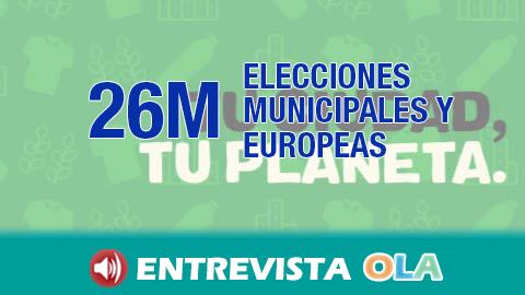 """Greenpeace lanza la campaña """"Tu ciudad, Tu planeta"""" para situar al medio ambiente y a las personas en el centro de la agenda política"""