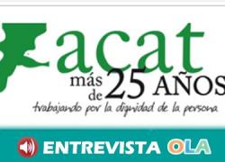 La Asociación Ciudadana de Ayuda al Toxicómano trabaja la reinserción sociolaboral con la ayuda de huertos urbanos