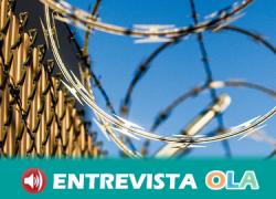 Andalucía Acoge denuncia la nueva valla en la frontera con Ceuta con las concertinas que el Gobierno español prometió retirar