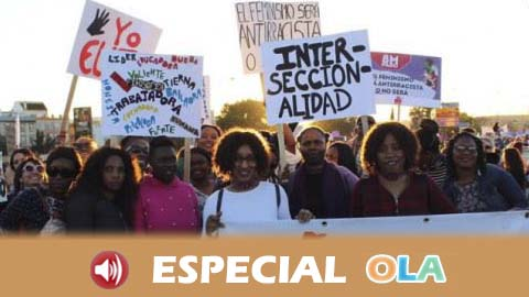 Las mujeres africanas en Andalucía luchan contra el racismo social e institucional y contra los estereotipos que las homogeneizan