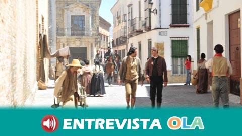La localidad sevillana de Carmona reedita la ruta turística que recorre sus escenarios de cine