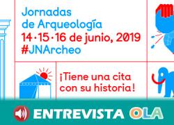 Andalucía presume de patrimonio en las Jornadas Europeas de Arqueología