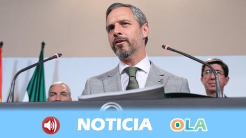 La Junta de Andalucía espera que los Presupuestos se aprueben el 18 de julio