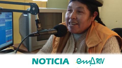 EMA-RTV y Radio Atiripi forman a mujeres en materia radiofónica para crear la Red de Reporteras Populares en Bolivia