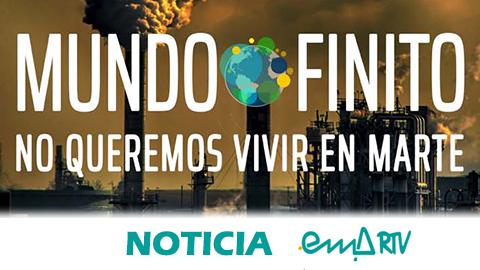 EMA-RTV organiza el II Ciclo de conferencias y mesas redondas 'Mundo Finito' en el Centro Social y Cultural La Nave de Málaga