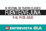El Festival de Teatro Clásico de Fuenteovejuna celebra el 400 aniversario de la obra que le da nombre
