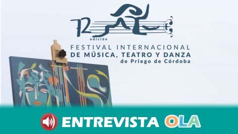 El Festival Internacional de Música, Teatro y Danza de Priego de Córdoba mantiene una programación de primer nivel en la 72 edición