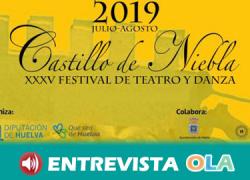 El Festival de Teatro y Danza Castillo de Niebla pone en valor un espacio patrimonial a través de estas manifestaciones artísticas