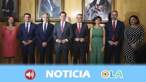 La Junta de Andalucía va a pagar toda la deuda contraída con ayuntamientos y diputaciones, que supera los 30 millones de euros