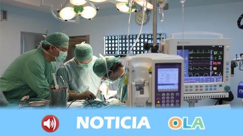 La lista de espera quirúrgica se ha reducido en Andalucía en casi un cuatro por ciento durante los primeros seis meses del año