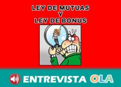 CGT rechaza las leyes de Mutuas y Bonus porque criminalizan la enfermedad de las personas trabajadoras