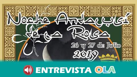 El Castillo de Burgalimar, en Baños de la Encina, en Jaén, acoge la Noche Andalusí de la Rosa