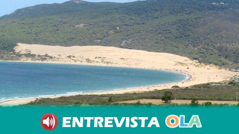 Ecologistas en Acción denuncia la construcción de una macrourbanización en la playa de Los Lances en Tarifa