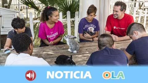 Save The Children atiende en sus campamentos de verano a más de 300 niños y niñas andaluces en riesgo de pobreza