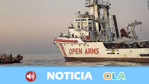 La Comisión Europea y los Estados integrantes deben sancionar el bloqueo del desembarco de Open Arms