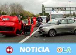 Andalucía es la comunidad con más accidentes laborales en autónomos en los primeros seis meses del año, según el informe de la Federación Nacional de Asociaciones de Trabajadores Autónomos