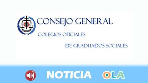 El Consejo de Graduados Sociales se adhiere a la Red Andaluza de Entidades Conciliadoras